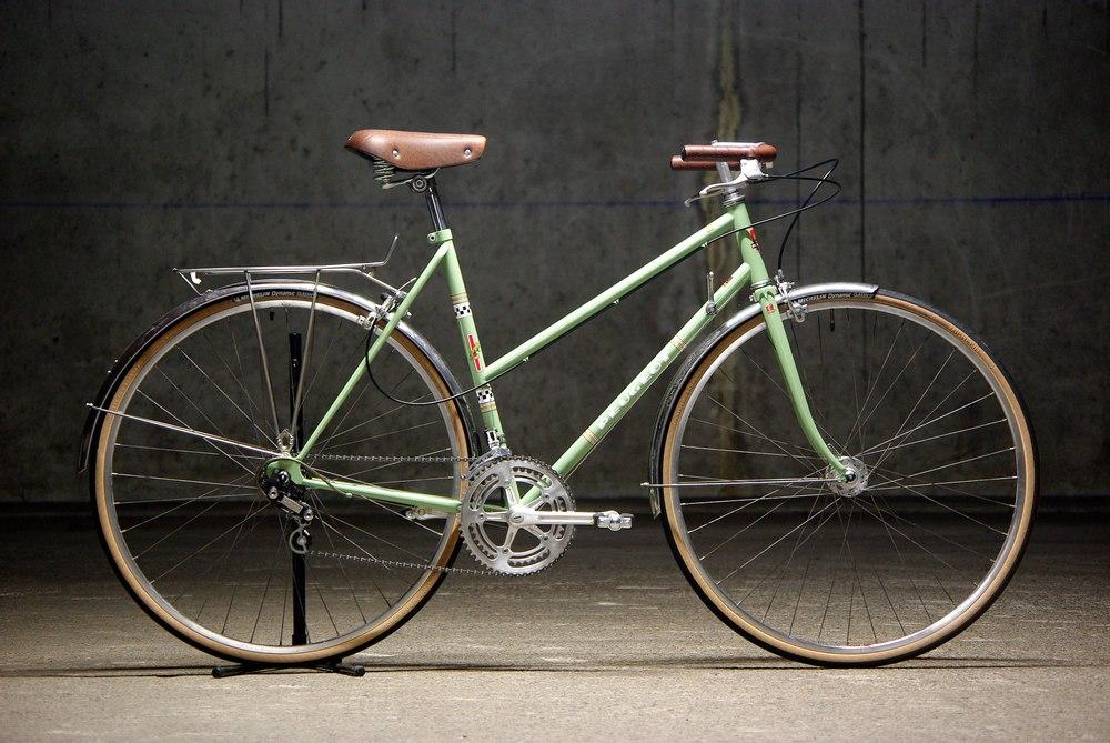 Vélo Ville Peugeot Bègles