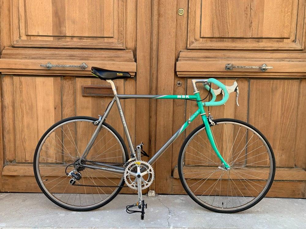 Vélo Route MBK Paris