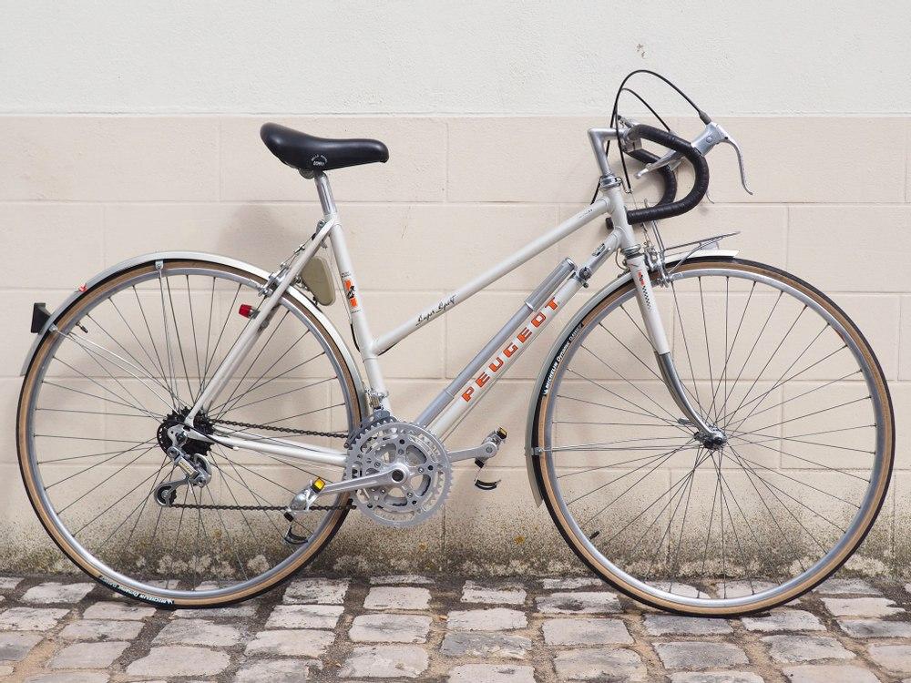 Vélo Route Peugeot  Pantin