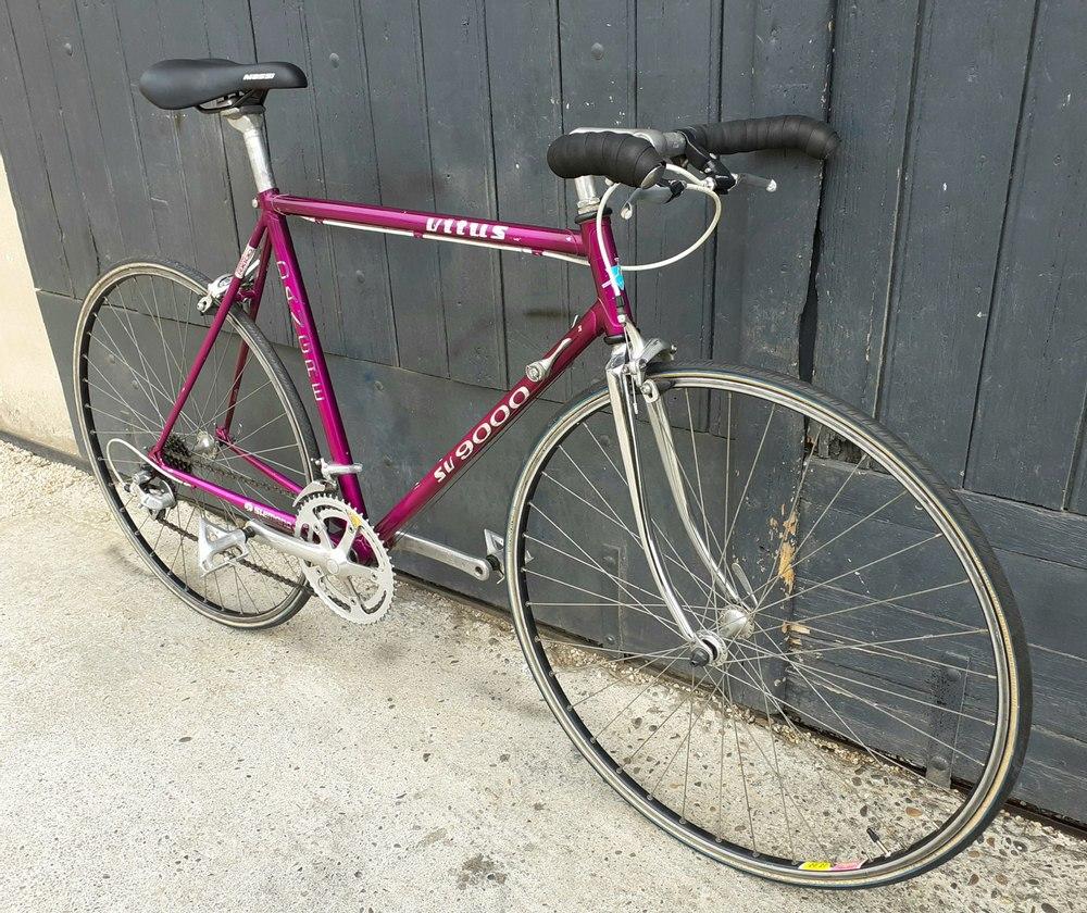 Vélo Vitus SV9000 (Livraison partout en France)