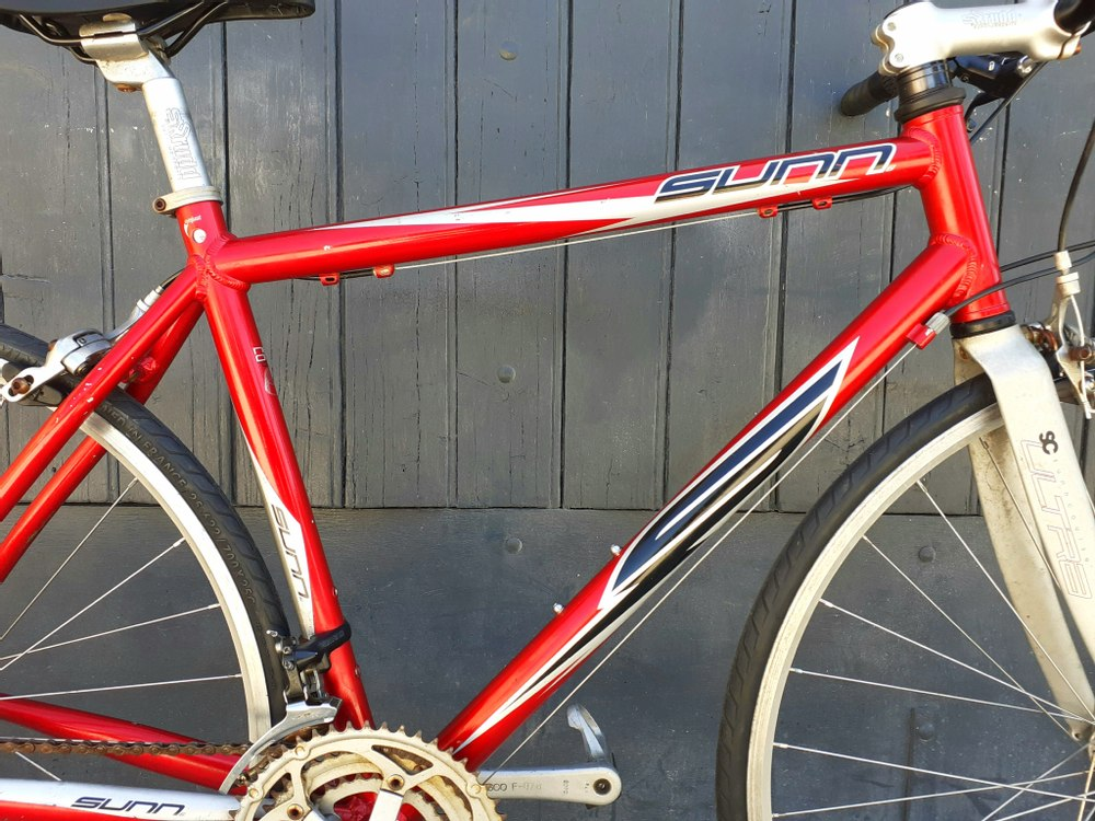 Vélo Sunn cintre ville (Livraison partout en France)