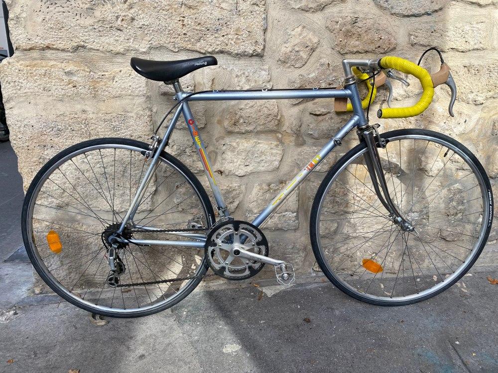Vélo Route GINET Paris