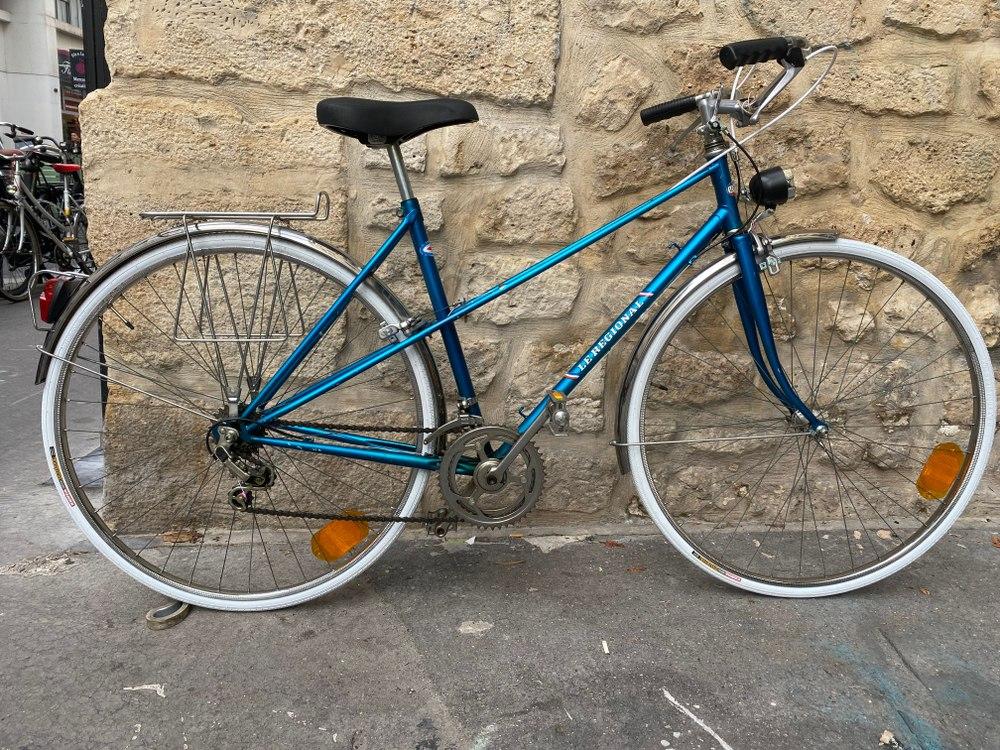 Vélo Ville LE RÉGIONAL Paris