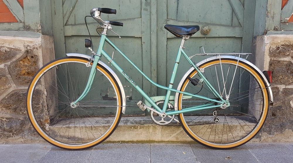 Vélo Mixte Motobécane