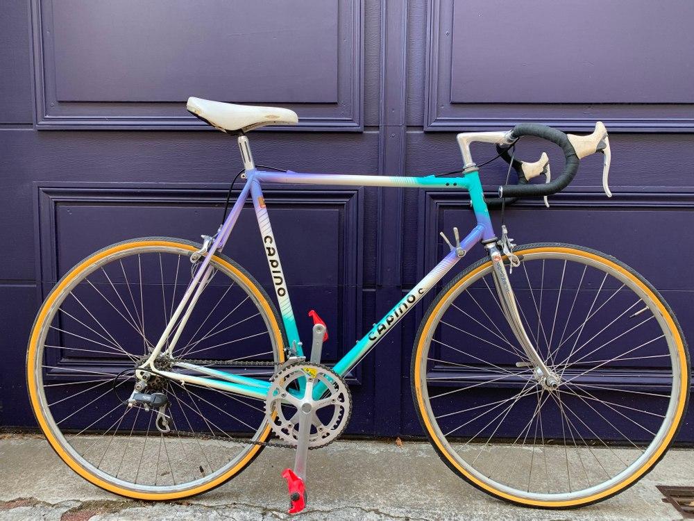 Vélo Route Capino  Paris
