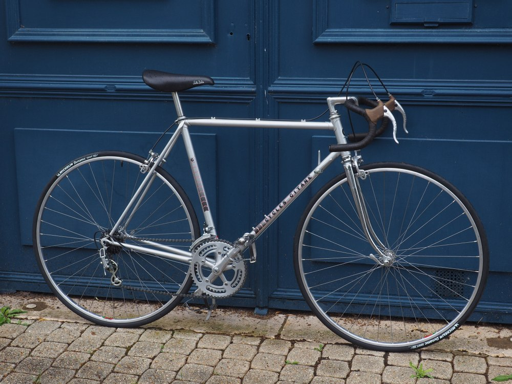 Vélo course Gitane