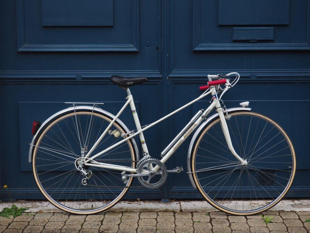 Vélo mixte Jacques Anquetil