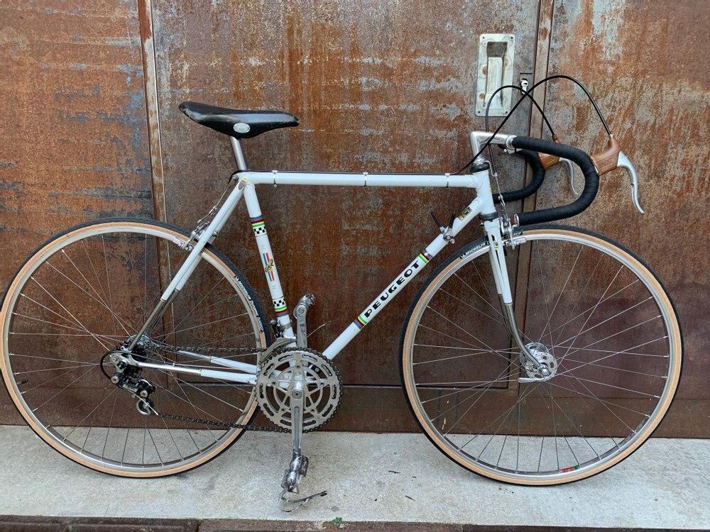 Vélo Route Peugeot  Paris
