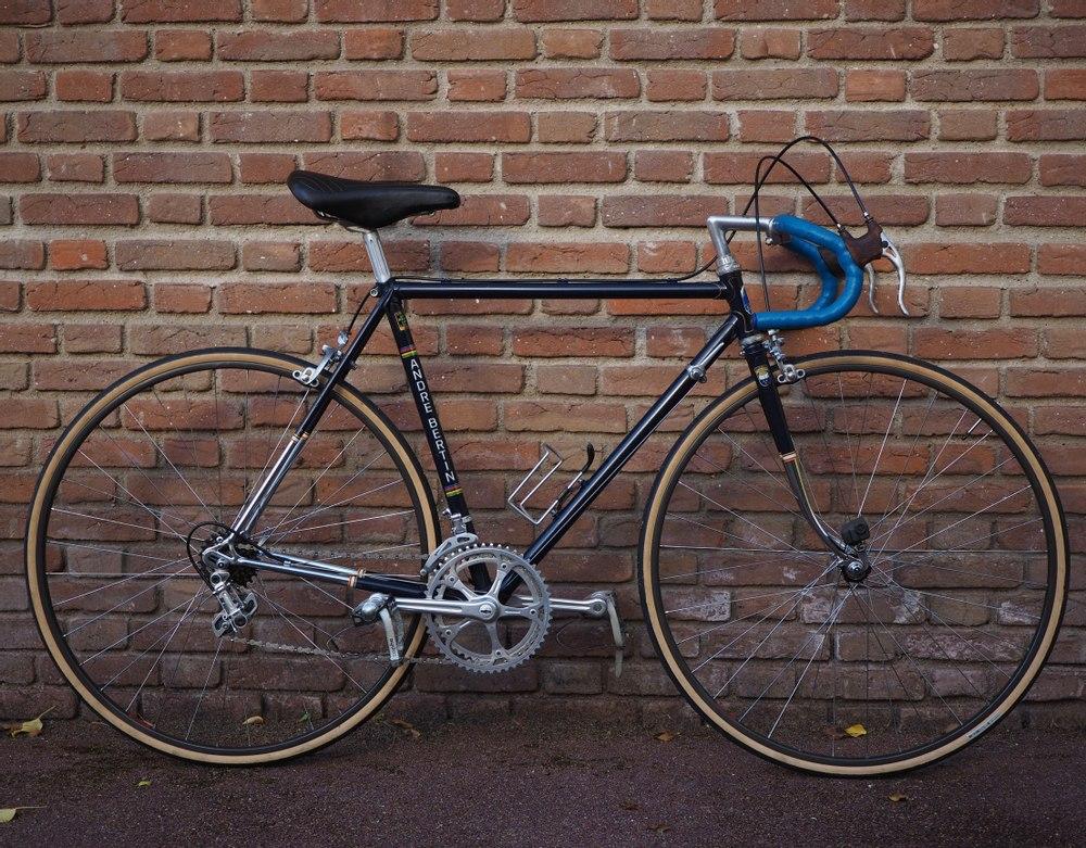Vélo Route Bertin Pantin