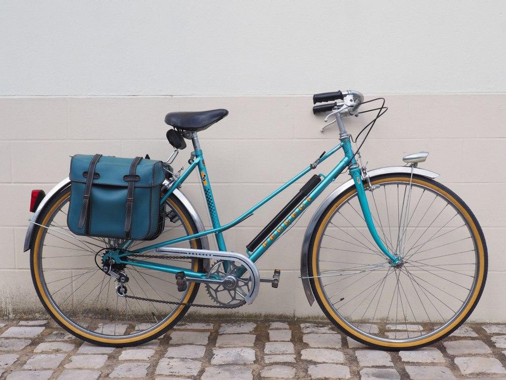 Vélo Ville Peugeot Pantin