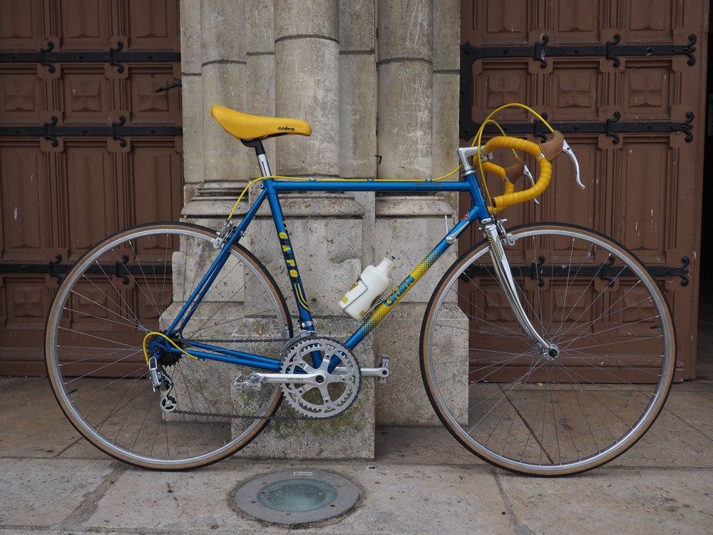 Vélo course Gitane «champion» (neuf)