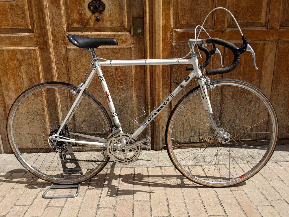 Vélo Route Peugeot Vincennes