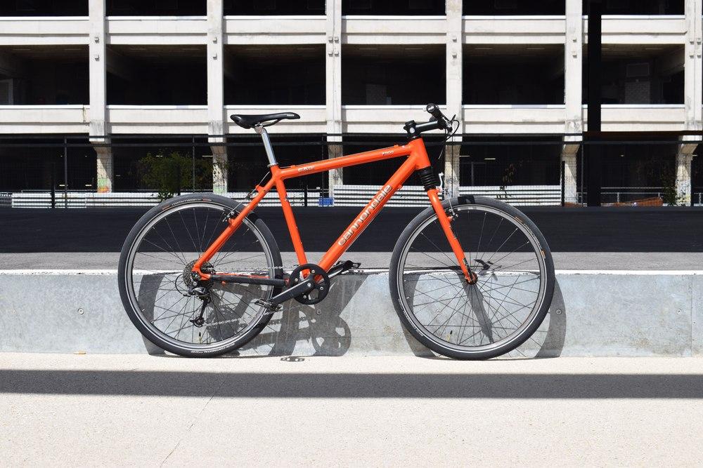 Vélo VTT Cannondale Paris