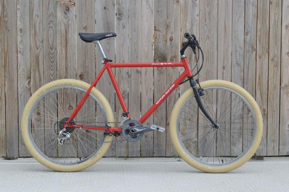 Vélo VTT Kettler Alu-Rad Paris