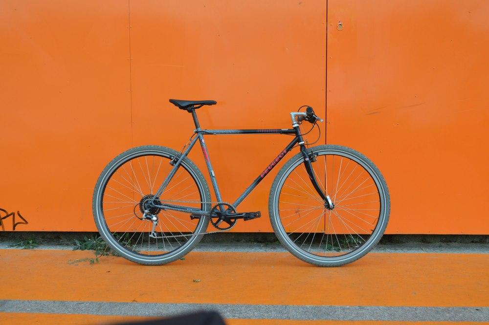 Vélo Vtc Peugeot Paris