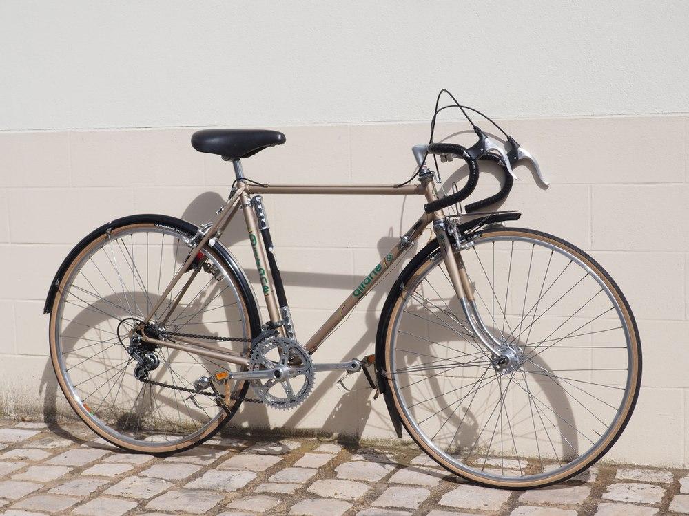 Vélo Route Gitane  Pantin