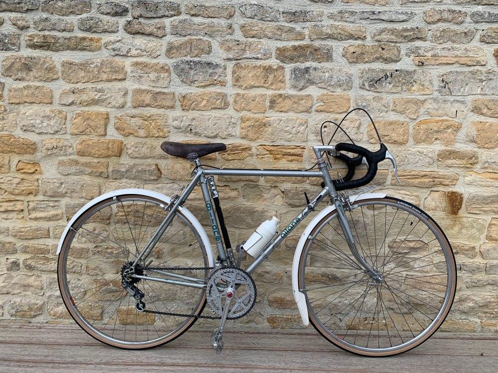 Vélo Route Gitane Montrouge