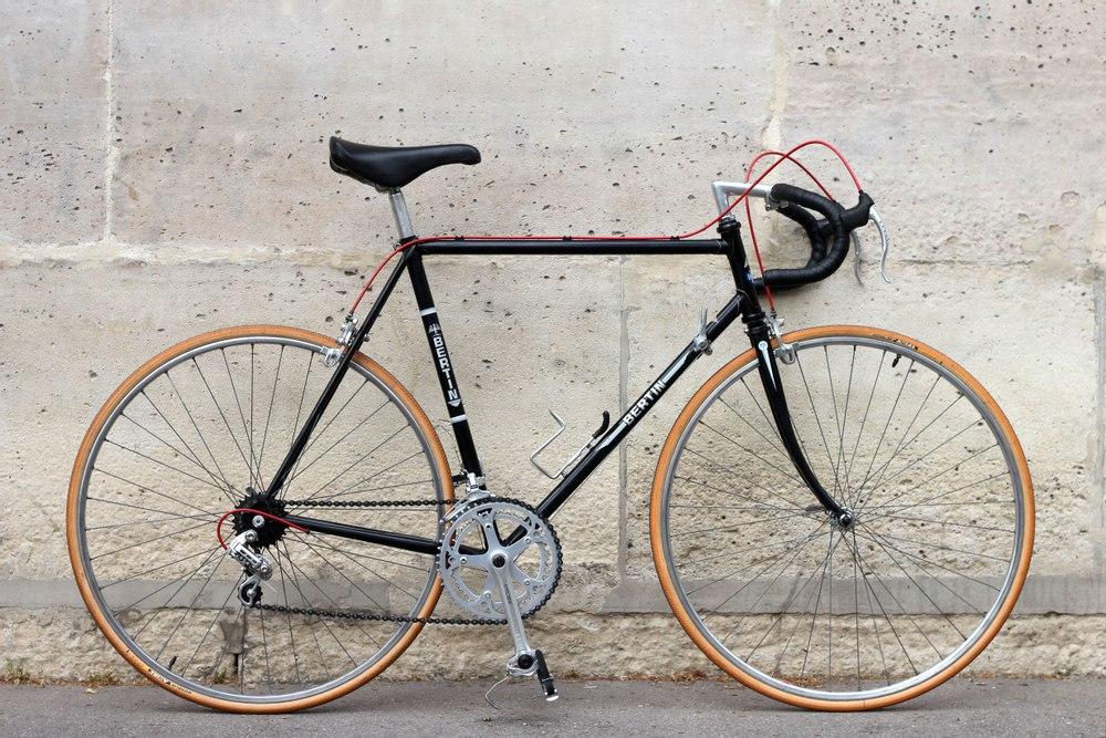 Vélo Route Bertin Paris
