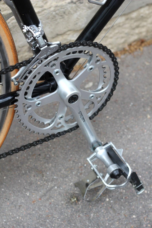 Vélo de course vintage André Bertin