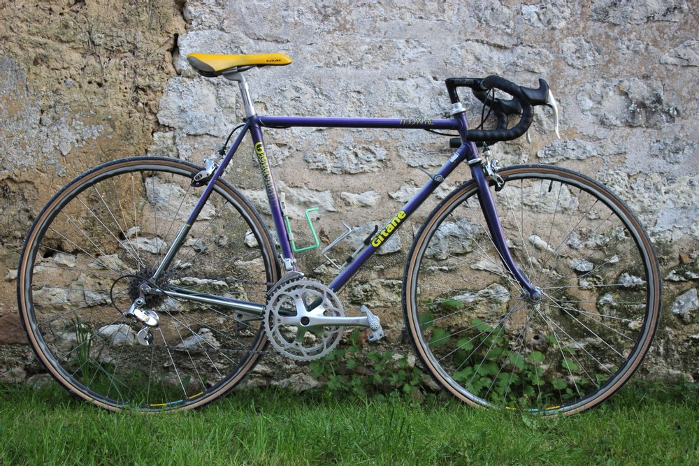 Course Gitane Triomphe New Success 1990