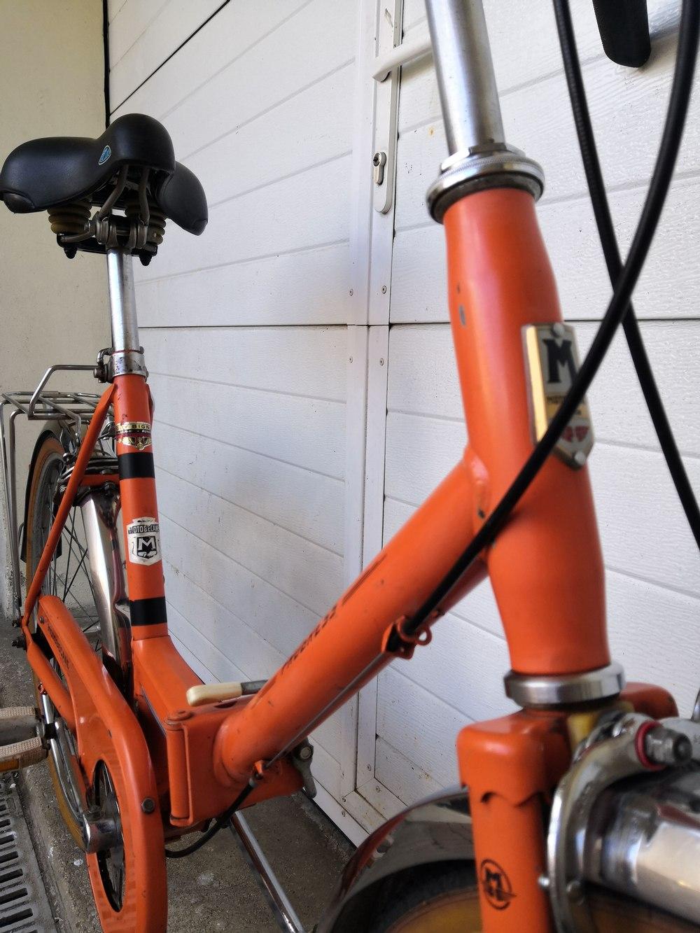 Compact Motobécane Progress pliant