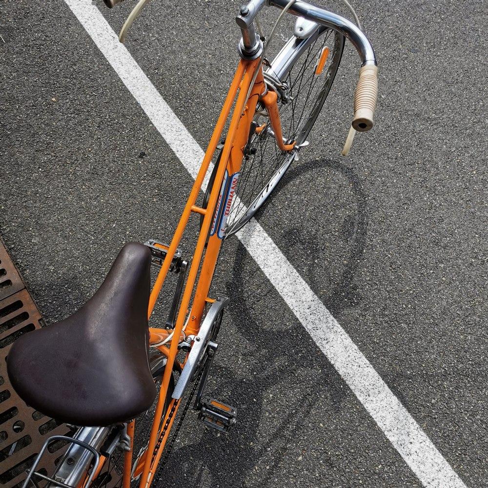 Vélo Jean Thomann