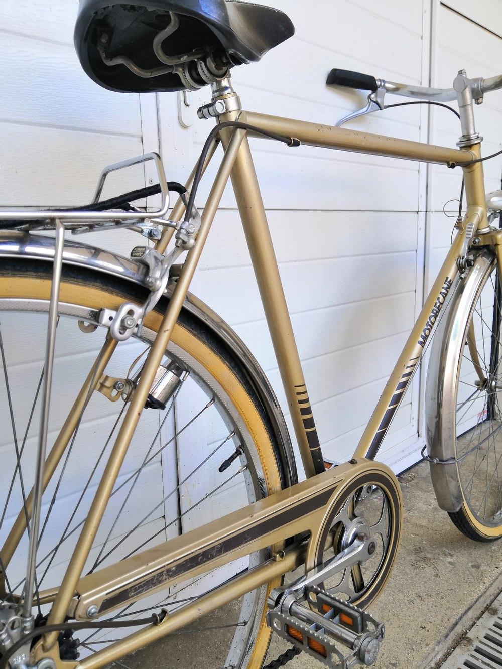 Vélo Motobecane randonneuse