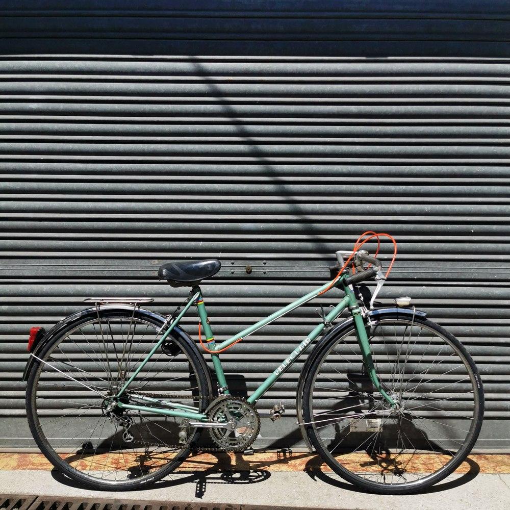 Vélo Ville Veleclair Saint Ouen sur Seine