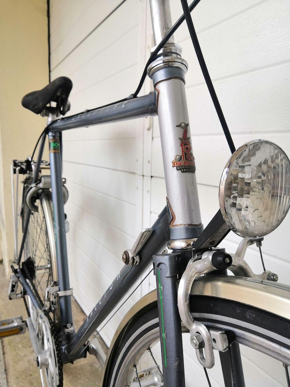 Vélo Raleigh demi course