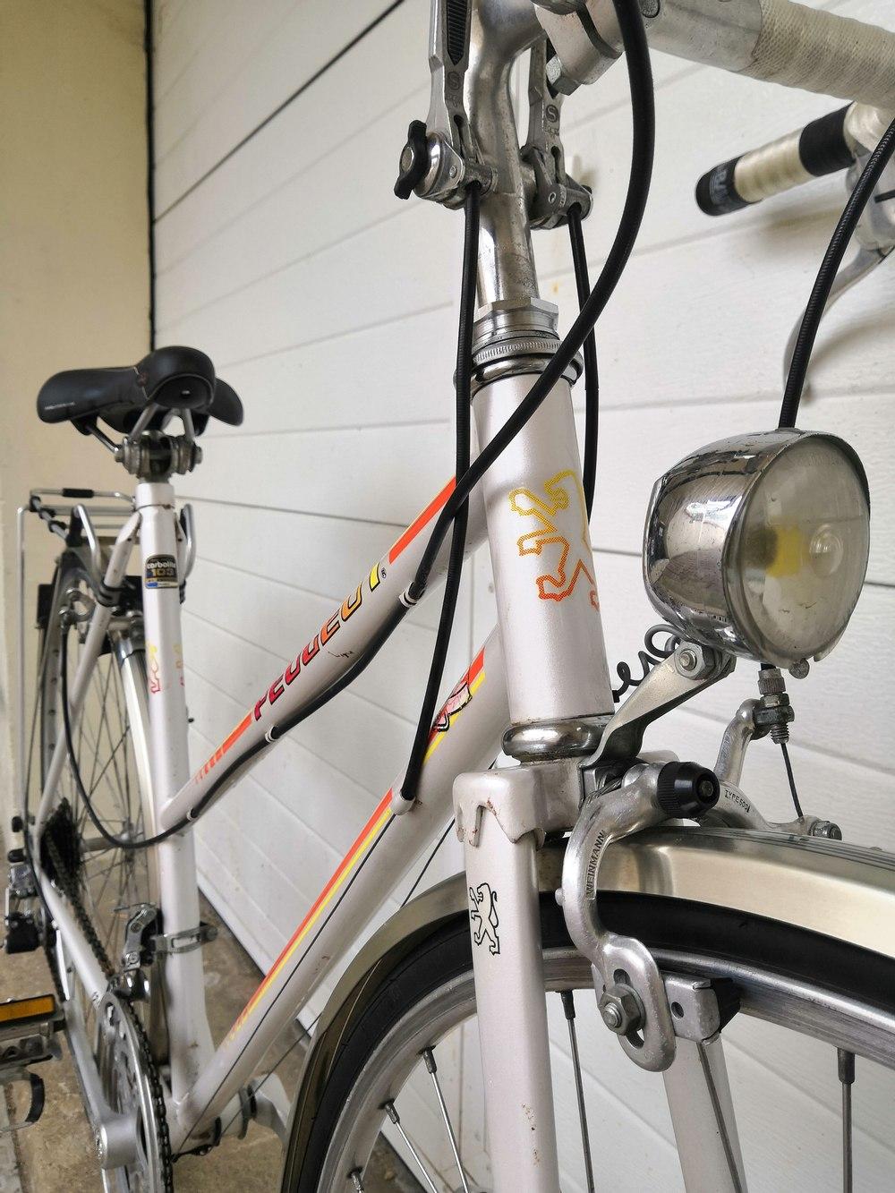 Vélo Peugeot ville