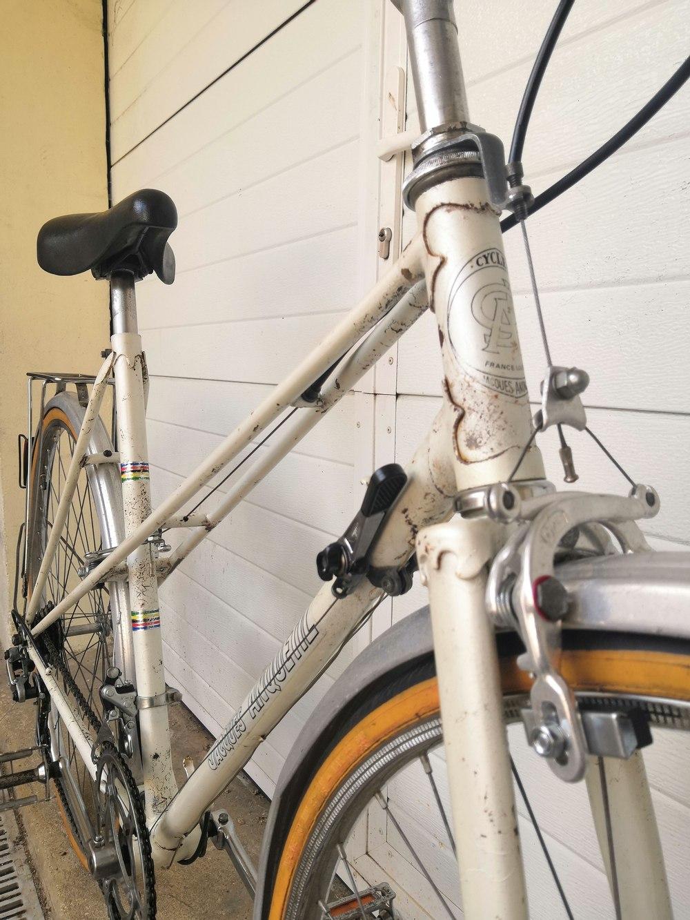 Vélo Jacques Anquetil
