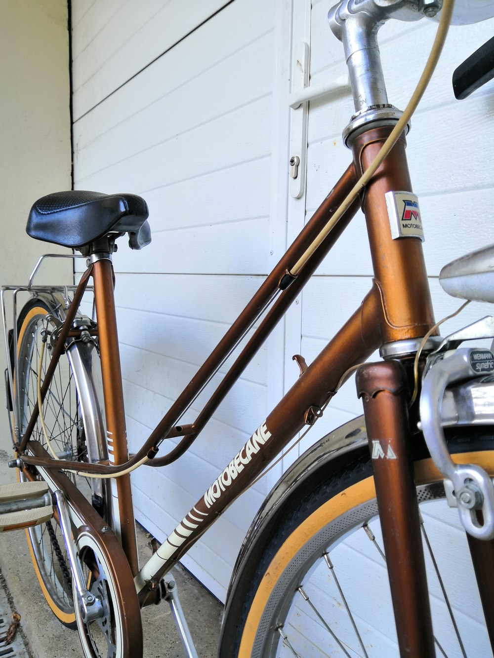 Vélo Motobecane ville
