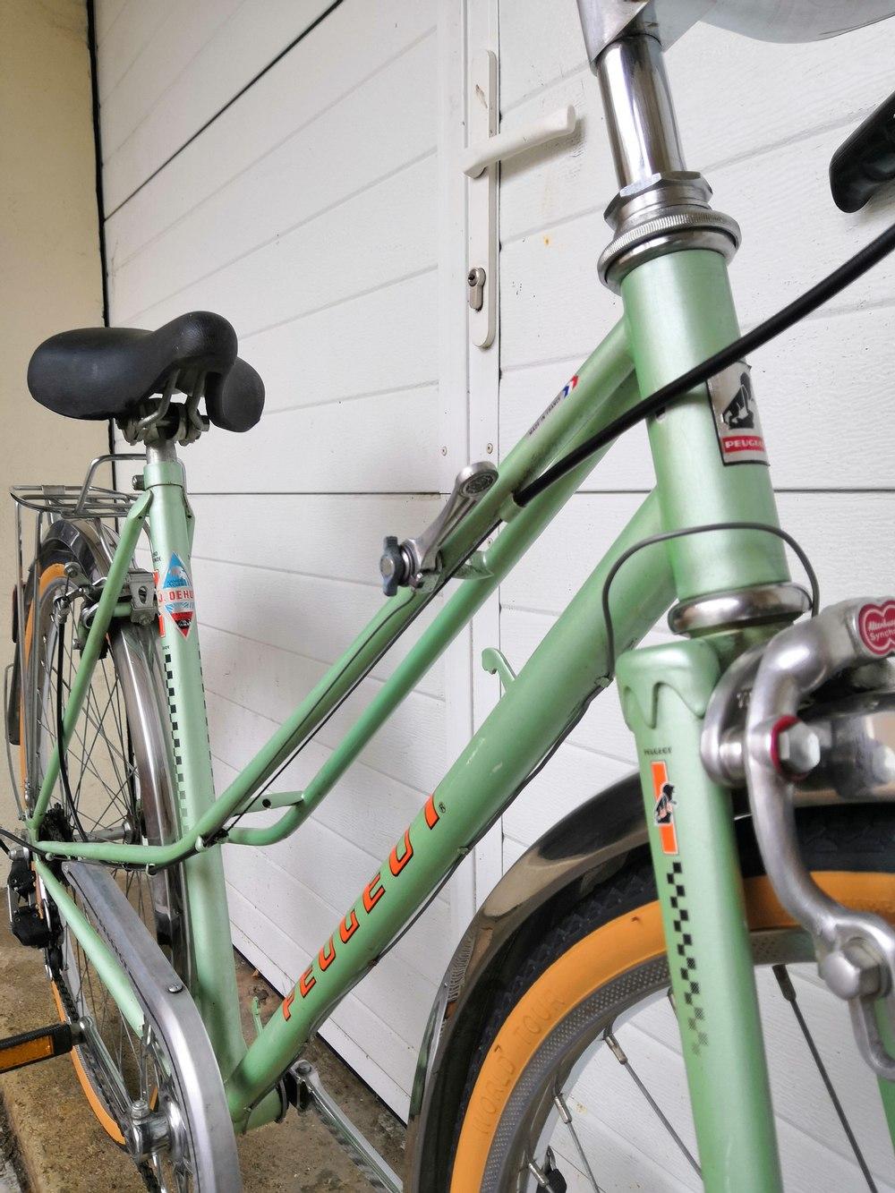 Vélo Peugeot