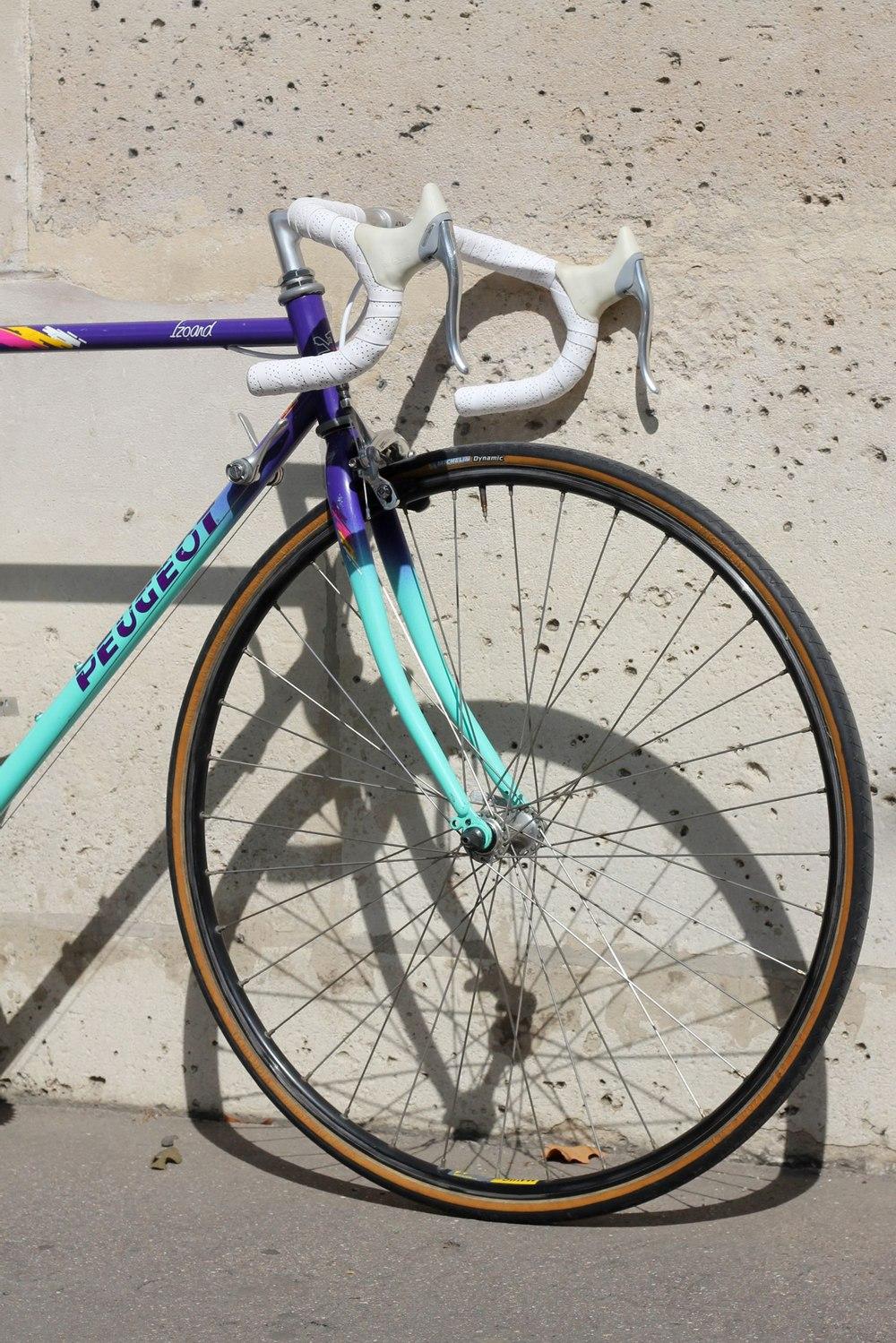 PEUGEOT IZOARD 1990 taille 54