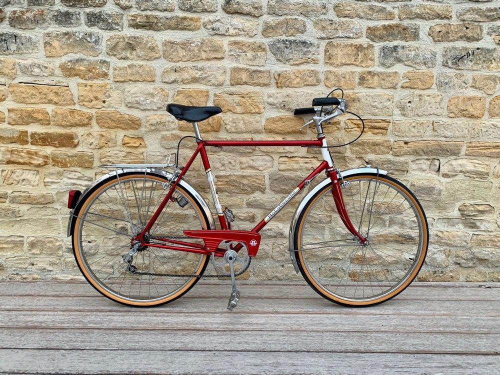Vélo Ville Motobécane Montrouge