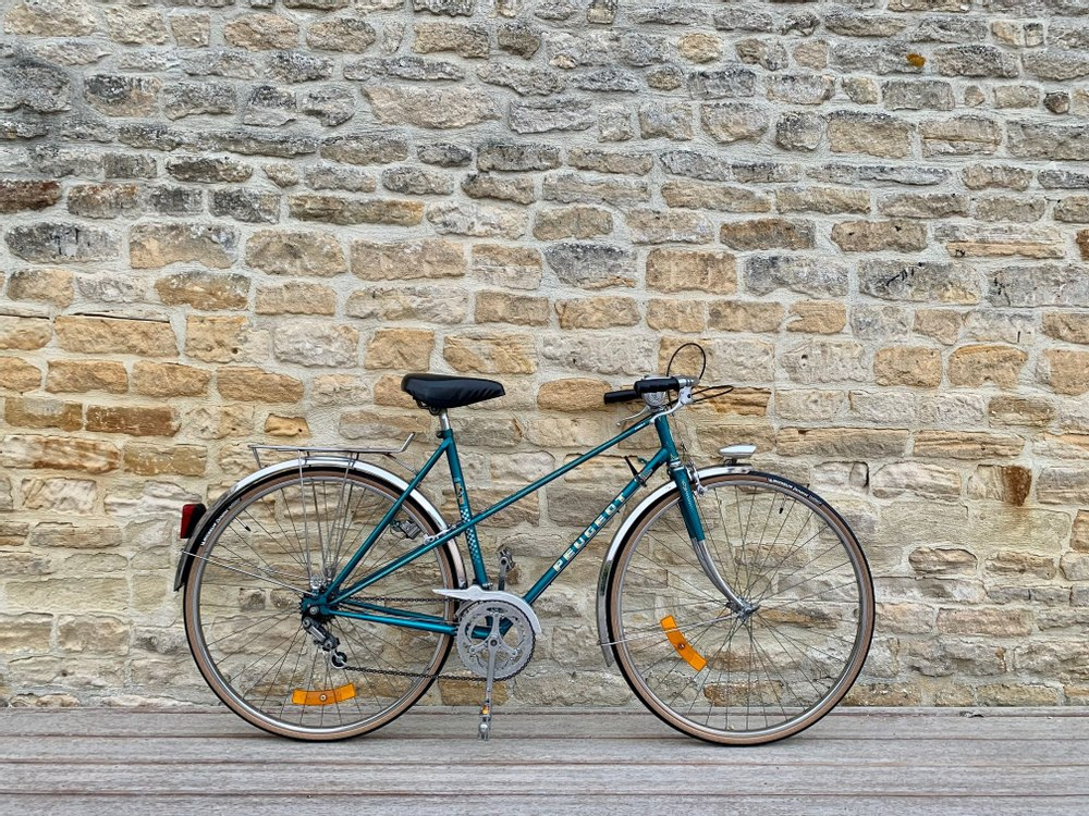 Vélo Ville Peugeot Montrouge