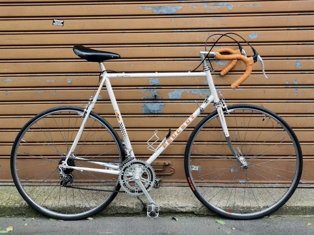 Vélo Route Peugeot Saint-Ouen-sur-Seine