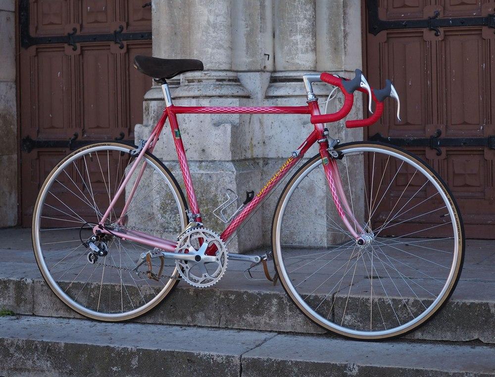 Vélo Route Dardenne  Pantin