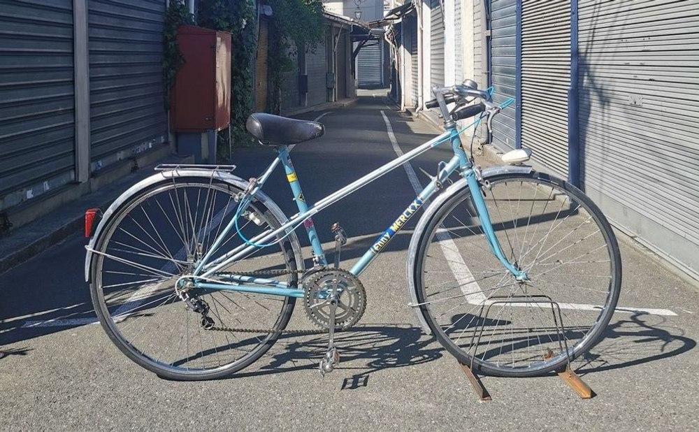 Vélo Eddie Merckx