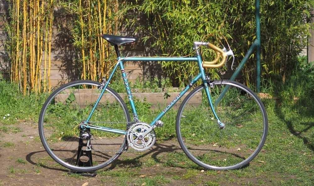 Vélo route vintage ELVISH