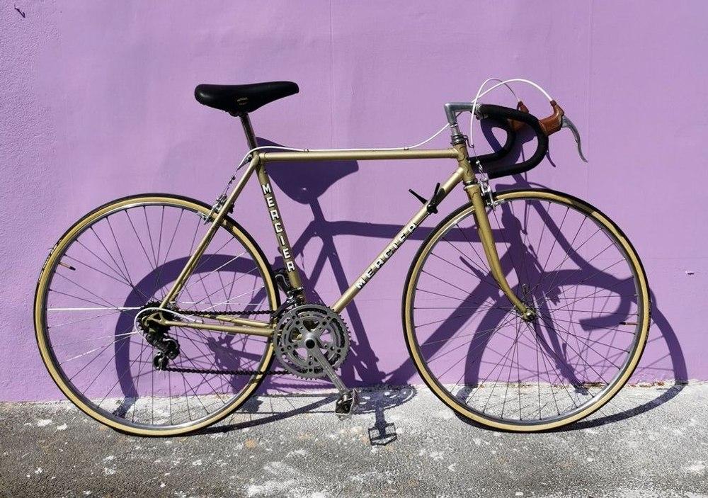 Vélo Route Mercier Saint Ouen sur Seine