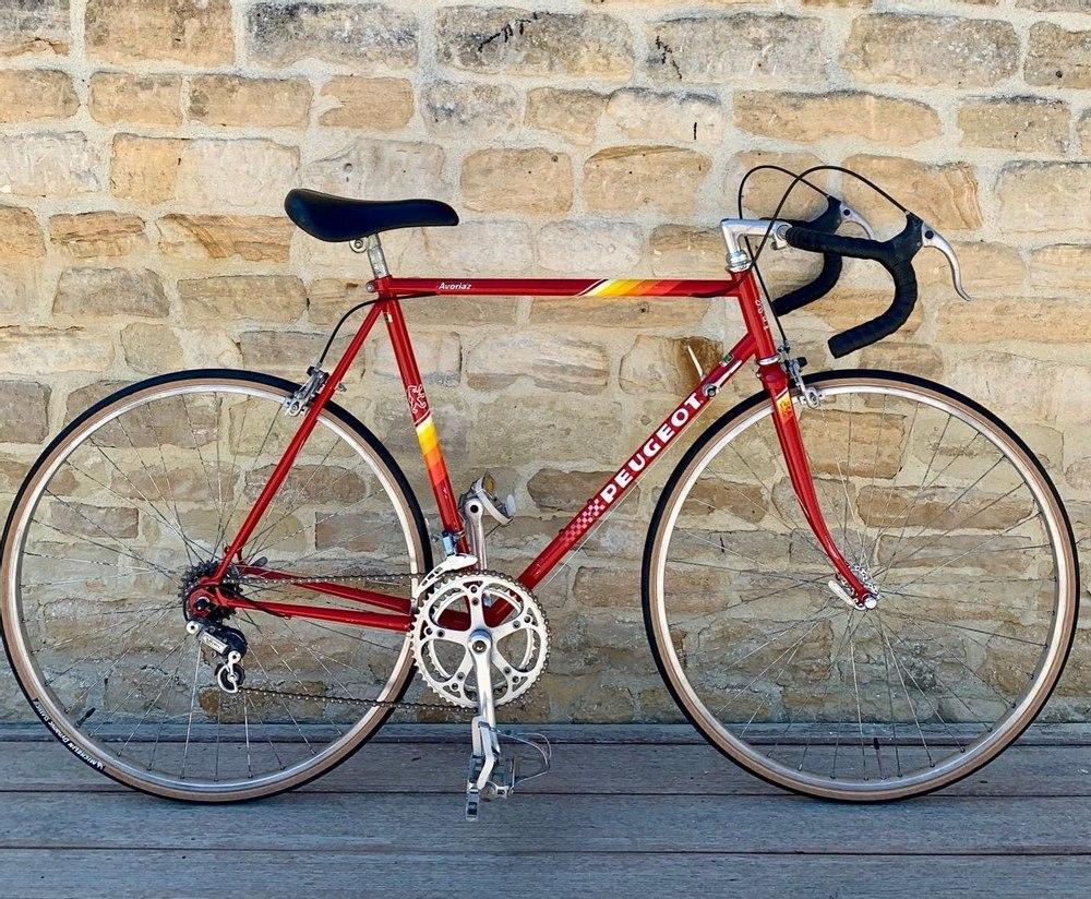 Vélo Route Peugeot Montrouge