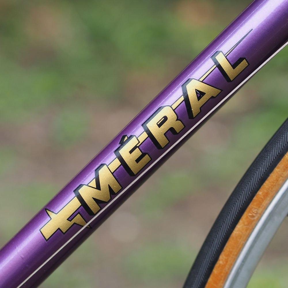 Superbe vélo mixte cyclosportif Méral