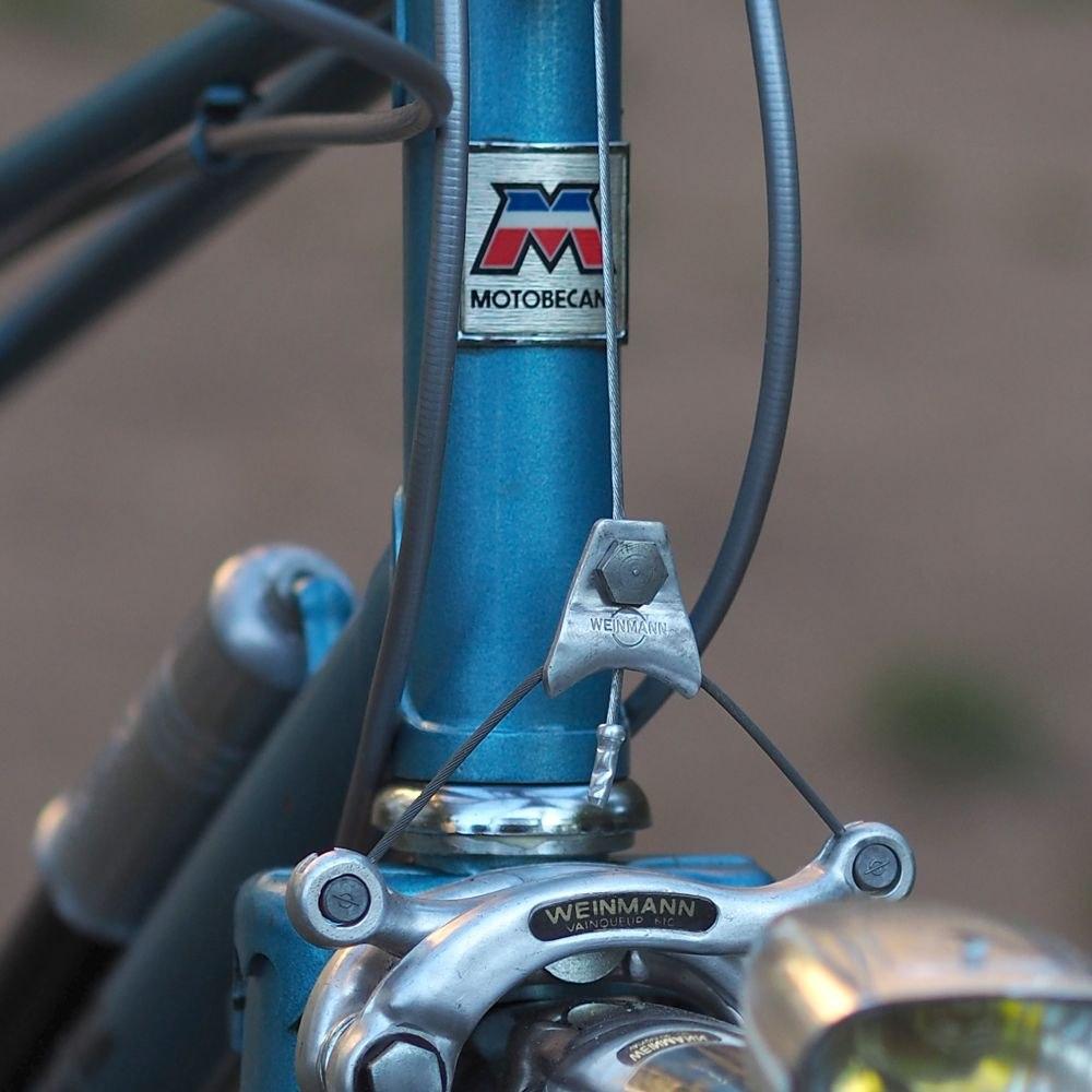 Motobécane mixte demi-course DM2 (1979)