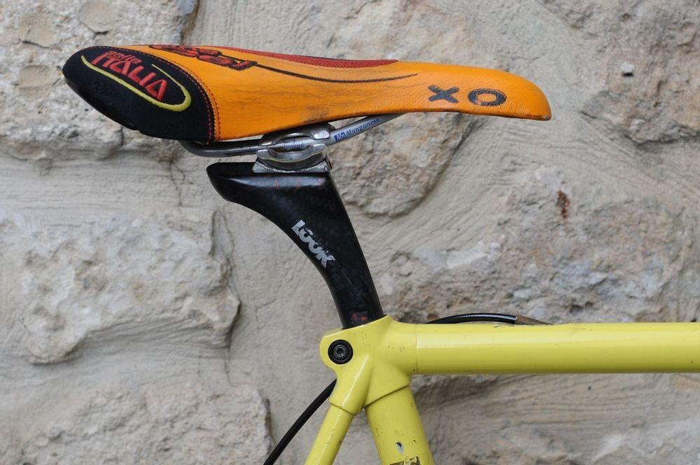 Vélo Course - Look - Carbone