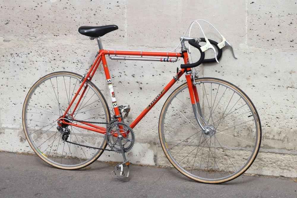 Vélo vintage Peugeot PA10L Collector