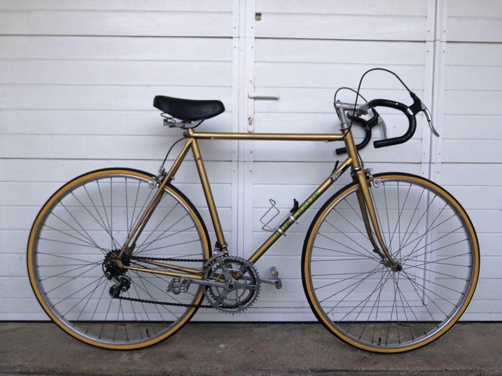 Vélo Peugeot Helium Or