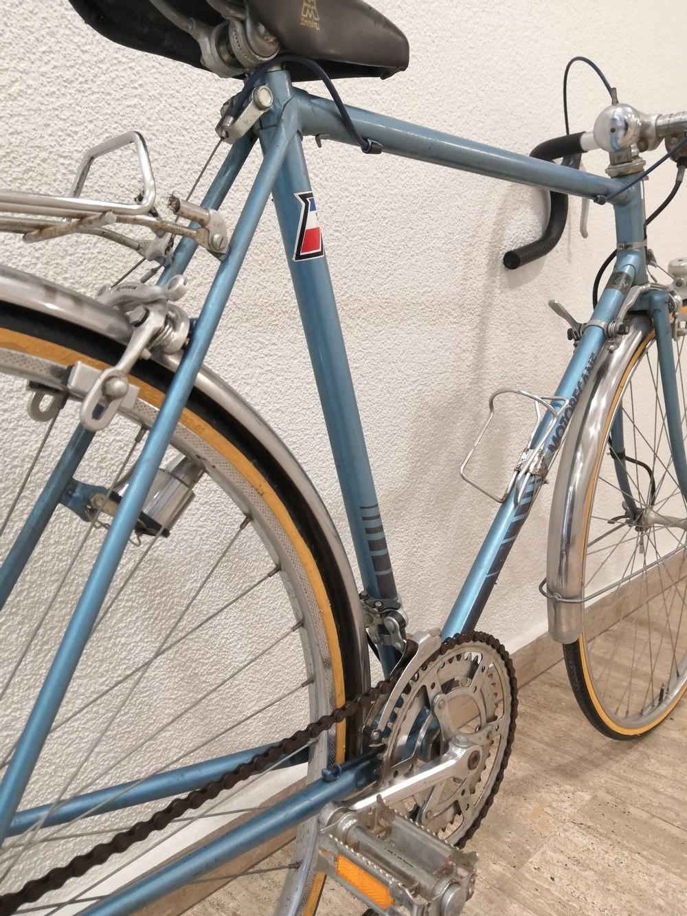 Vélo Motobecane demi course vintage