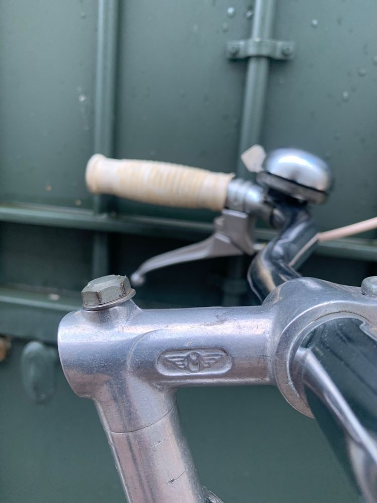 Vélo ville Motobécane
