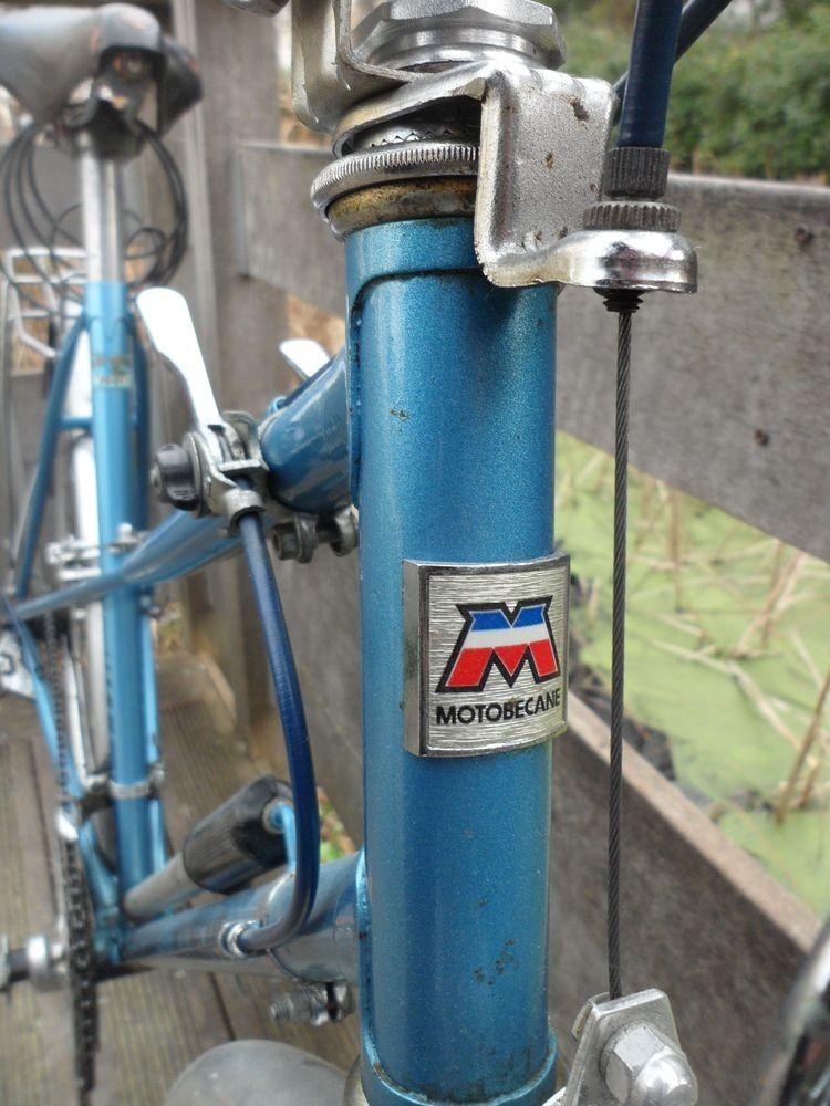 Motobecane Touring Vitus 172 18 vit. 1978